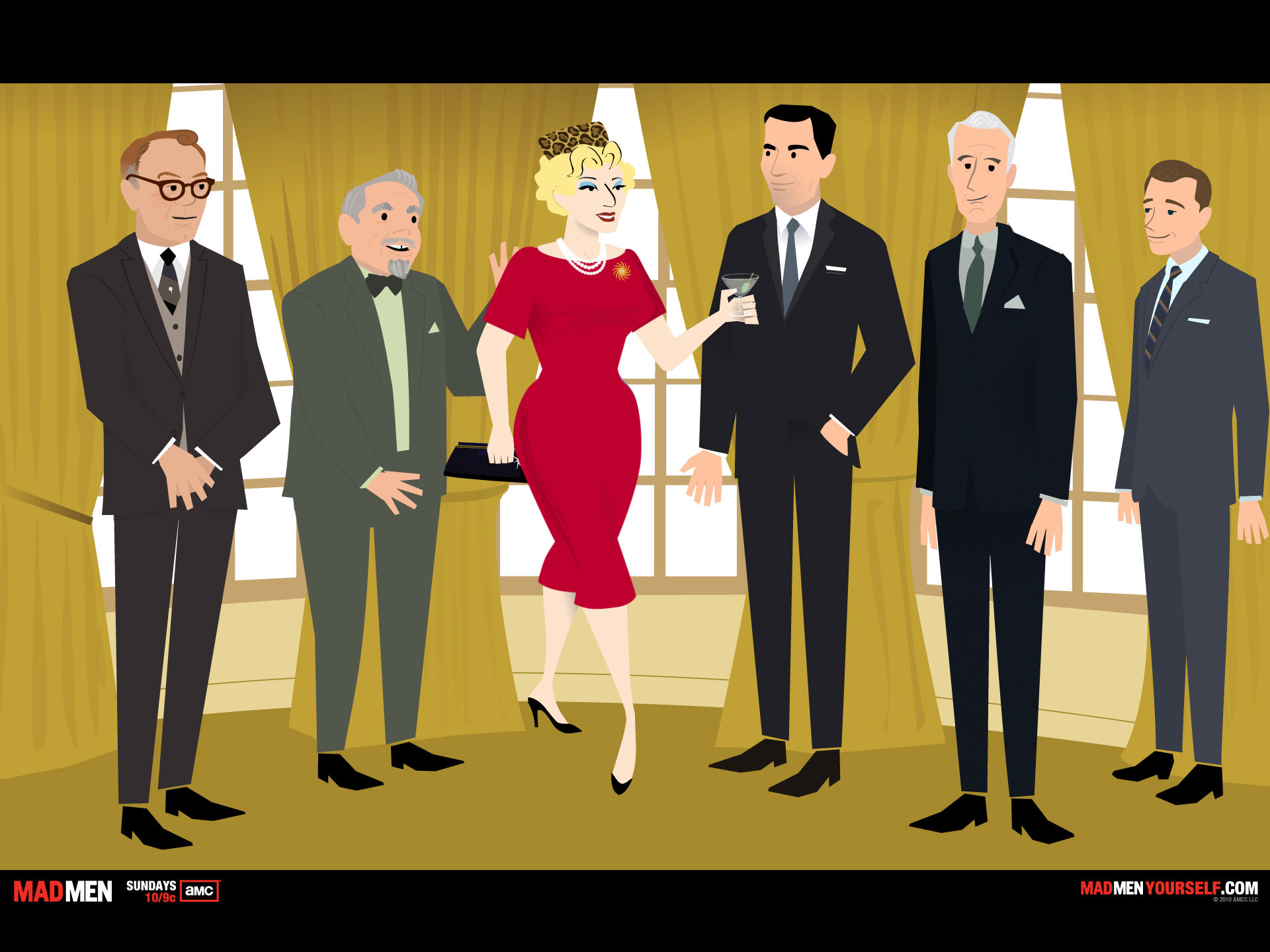 Sterling Cooper Sling Cocktail Recipes — Dishmaps