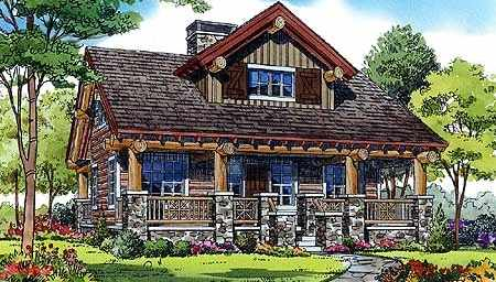 Plans To Build House Plans Log Cabin Style Pdf Plans