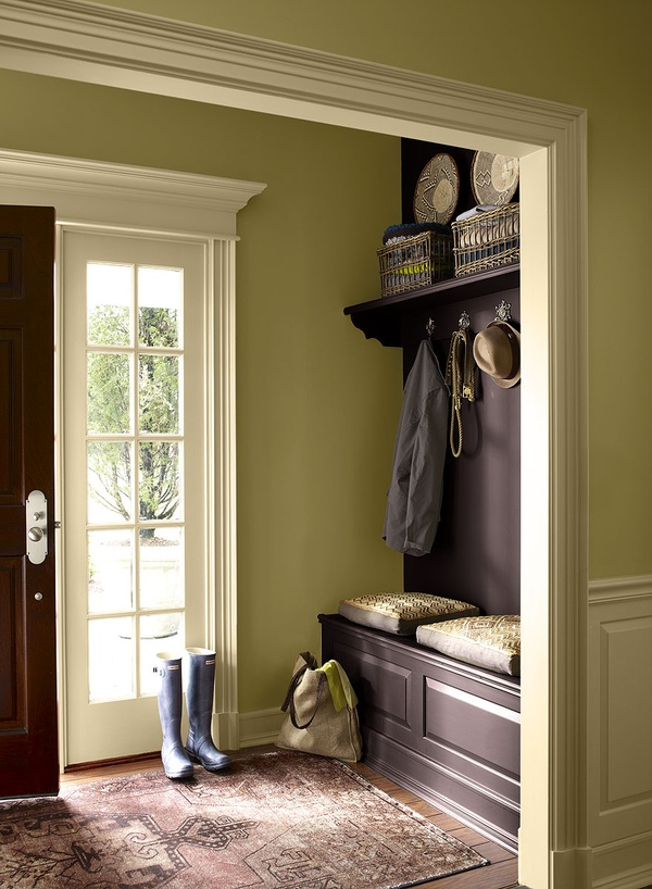 Perfect Olive Green Paint Color Benjamin Moore 600 x 818 · 156 kB · jpeg