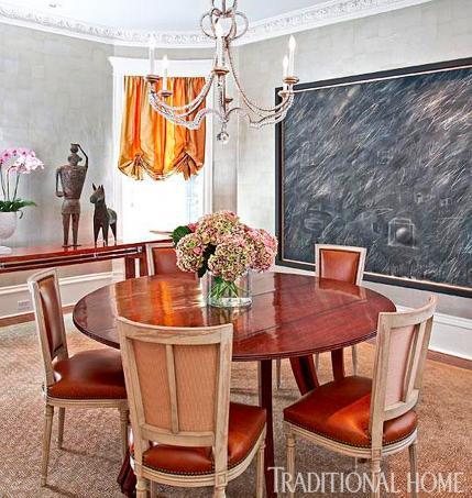 Traditional Home® / Photo: Werner Straube / Design: Tom Stringer