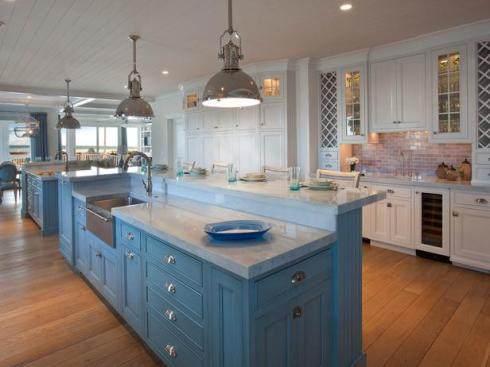 Seaside Kitchen